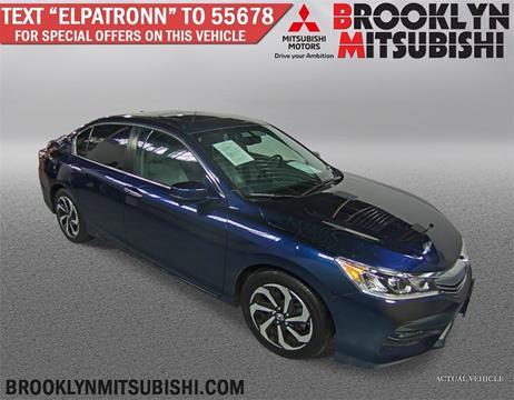 2016 Honda Accord for sale in Brooklyn, NY