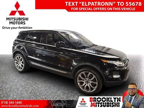 2015 Land Rover Range Rover Evoque for sale in Brooklyn, NY