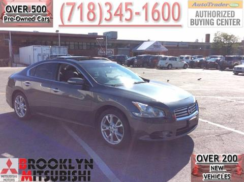 2012 Nissan Maxima for sale in Brooklyn, NY