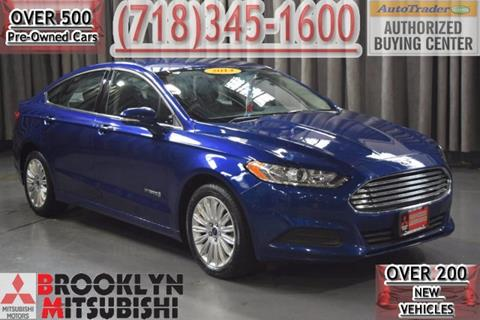 2014 Ford Fusion Hybrid for sale in Brooklyn, NY