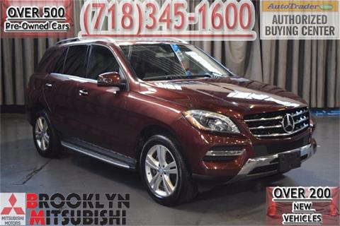 2014 Mercedes-Benz M-Class for sale in Brooklyn, NY