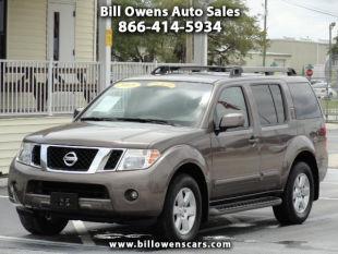 2008 Nissan Pathfinder for sale in Avon Park, FL