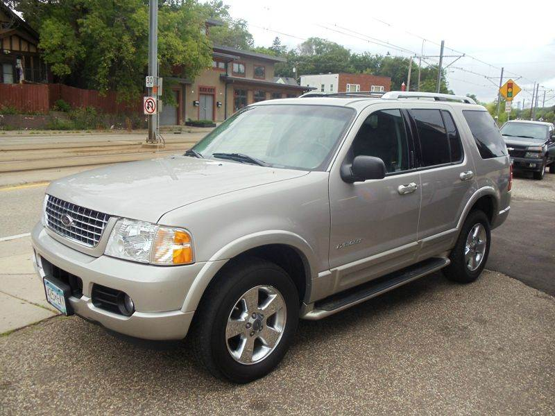 2004 ford explorer limited 4wd 4dr suv minneapolis mn for Metro motor sales minneapolis mn