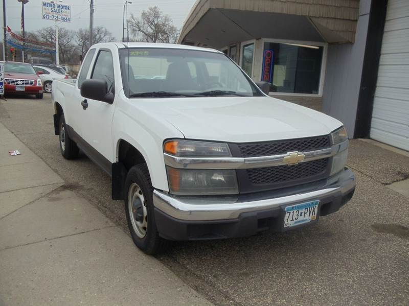 2007 Chevrolet Colorado Lt 4dr Extended Cab Sb In
