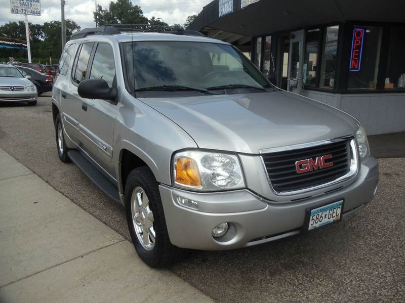 2004 gmc envoy xl sle 4wd 4dr suv in minneapolis mn. Black Bedroom Furniture Sets. Home Design Ideas