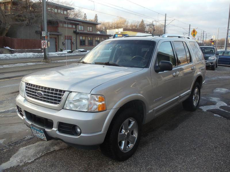 2004 ford explorer limited 4wd 4dr suv in minneapolis mn for Metro motor sales minneapolis mn