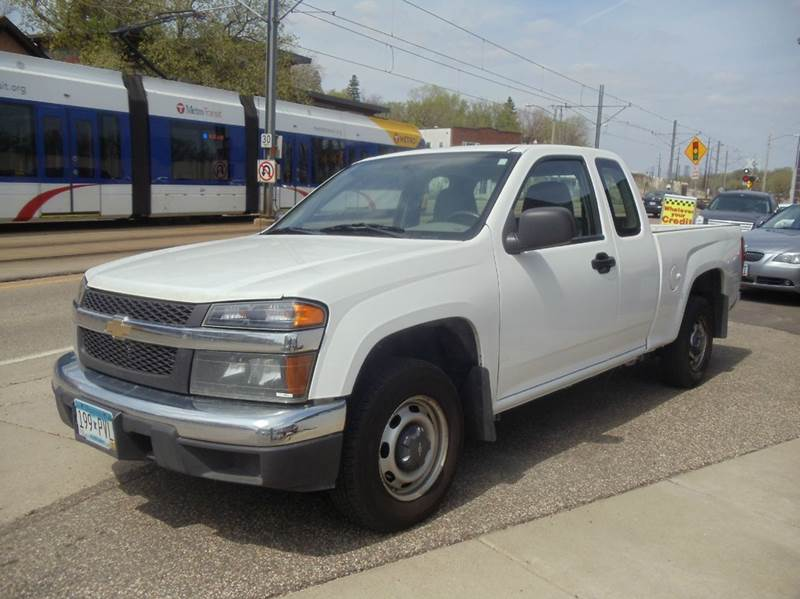 2012 chevrolet colorado 4x2 work truck 4dr extended cab in for Metro motor sales minneapolis mn