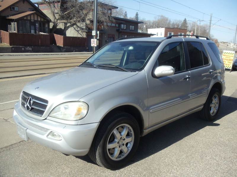 2002 mercedes benz m class awd ml500 4matic 4dr suv in for 2002 mercedes benz suv