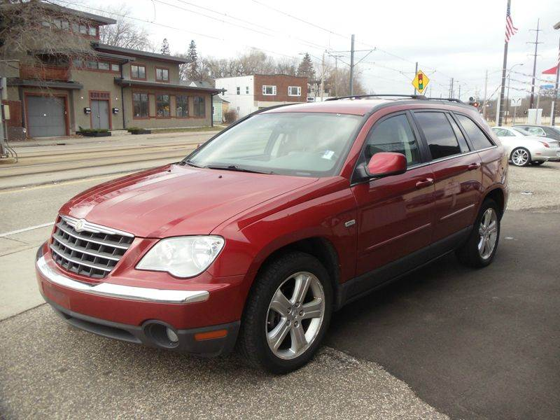 2007 chrysler pacifica touring 4dr crossover in for Metro motor sales minneapolis mn