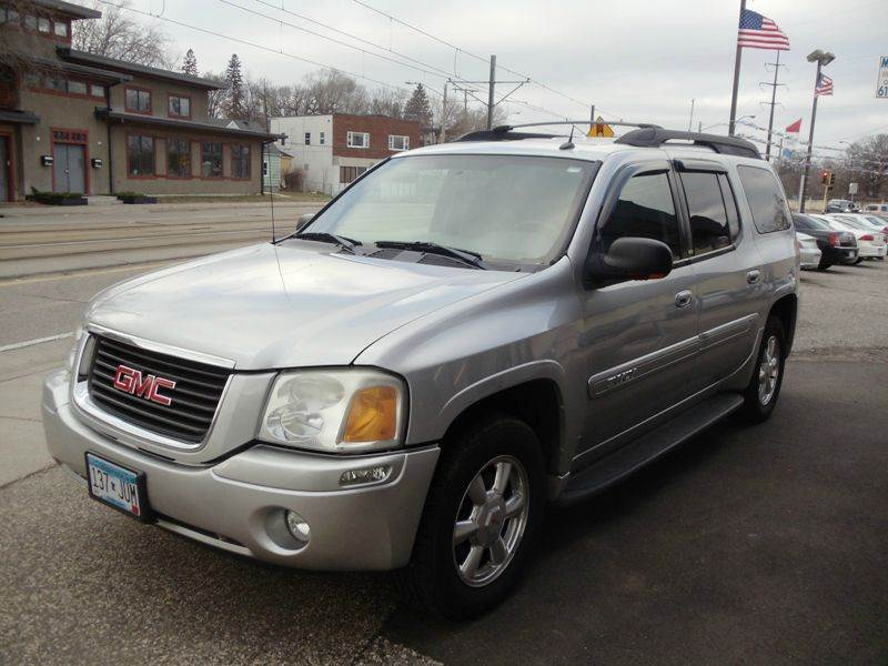 2004 gmc envoy xl slt 4wd 4dr suv in minneapolis mn. Black Bedroom Furniture Sets. Home Design Ideas