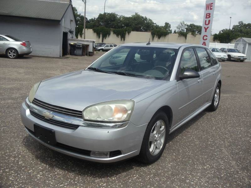 2004 chevrolet malibu maxx lt 4dr hatchback in minneapolis. Black Bedroom Furniture Sets. Home Design Ideas
