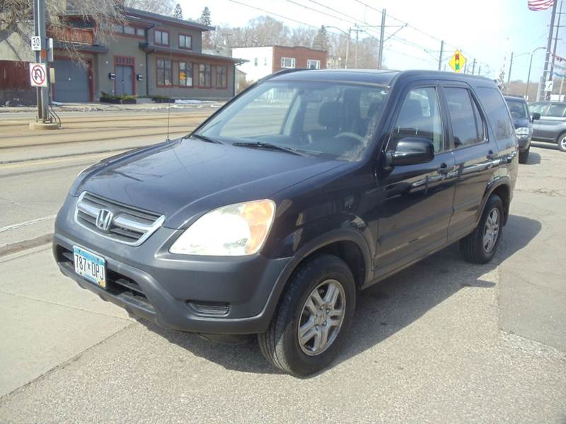 2003 honda cr v ex awd 4dr suv in minneapolis mn metro motor sales. Black Bedroom Furniture Sets. Home Design Ideas