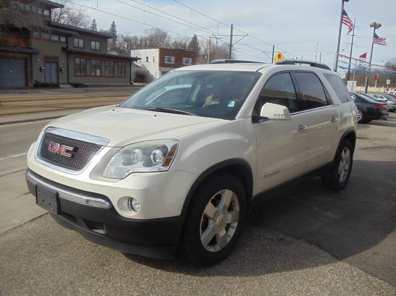 2007 gmc acadia awd slt 2 4dr suv in minneapolis mn. Black Bedroom Furniture Sets. Home Design Ideas