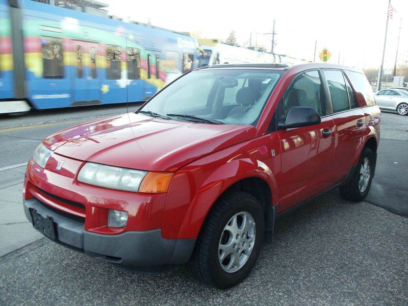 2003 saturn vue base awd 4dr suv v6 in minneapolis mn for Metro motor sales minneapolis mn