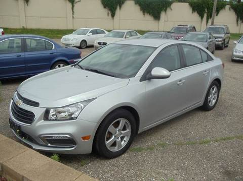 2015 Chevrolet Cruze for sale in Minneapolis, MN