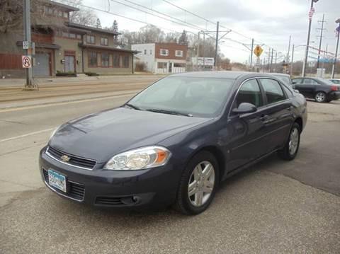 Chevrolet impala for sale minneapolis mn for Metro motor sales minneapolis mn