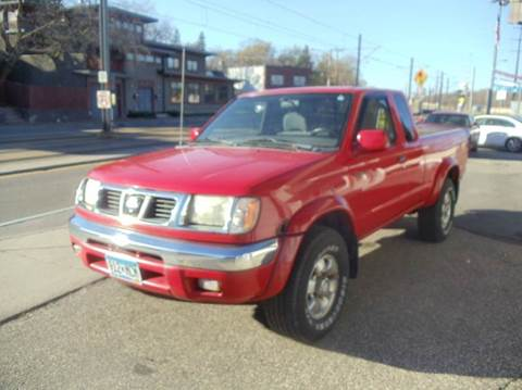 1999 Nissan Frontier for sale in Minneapolis, MN