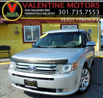 2010 Ford Flex for sale in District Heights, MD