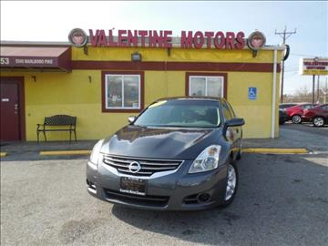 2010 Nissan Altima for sale in District Heights, MD