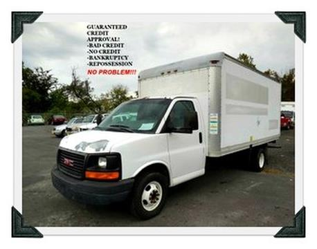 2005 GMC Savana Cutaway for sale in District Heights, MD