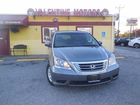 2009 Honda Odyssey for sale in District Heights, MD