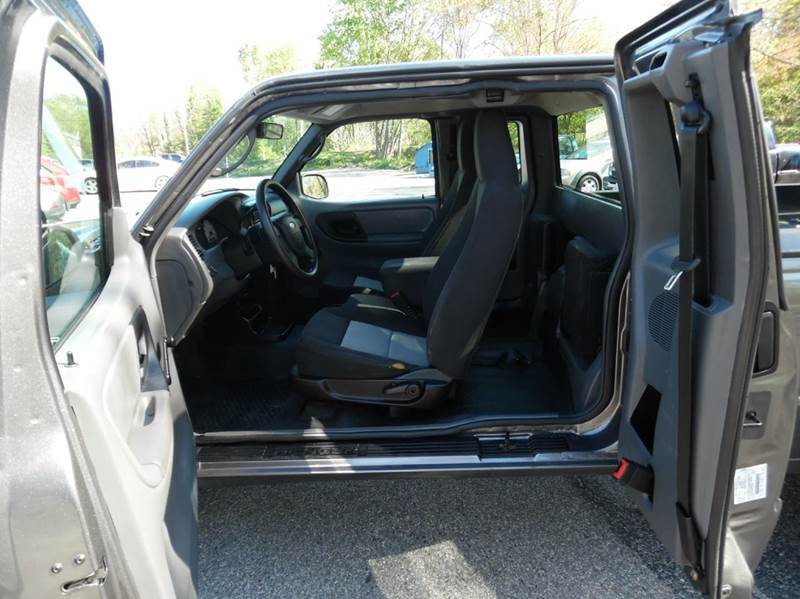 2005 Ford Ranger 4dr SuperCab XLT 4WD SB - Hopedale MA
