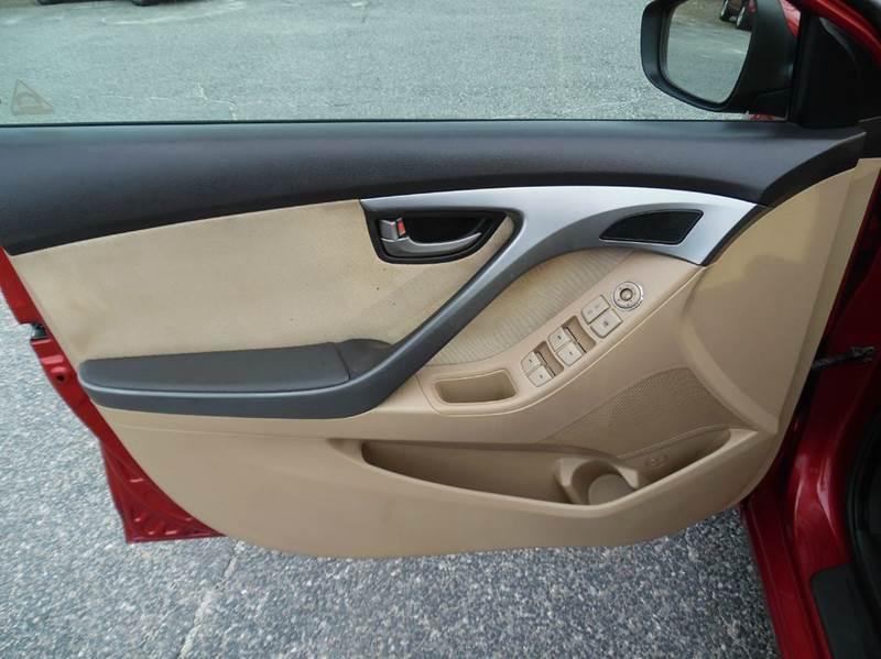 2011 Hyundai Elantra GLS 4dr Sedan - Hopedale MA