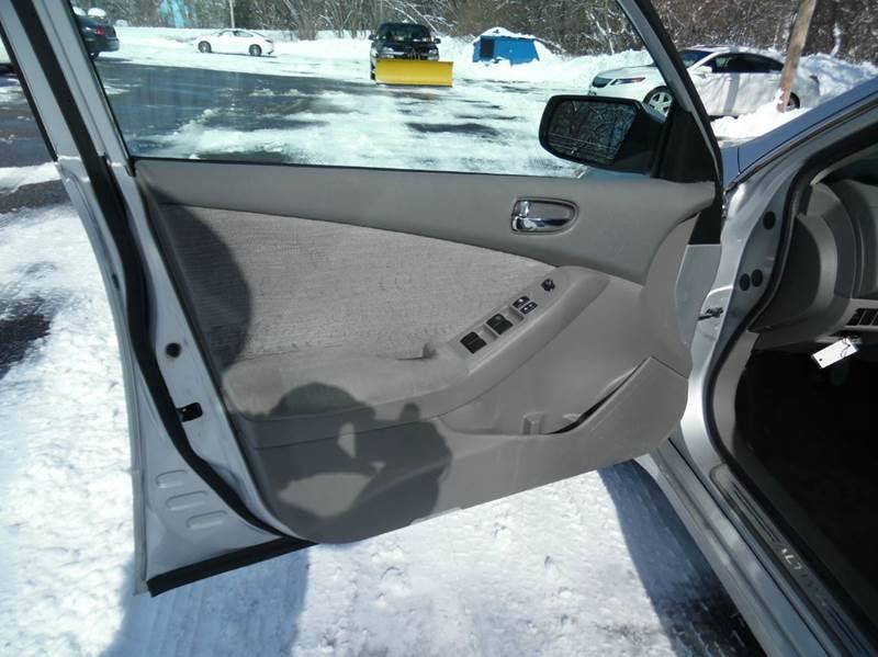 2012 Nissan Altima 2.5 S 4dr Sedan - Hopedale MA