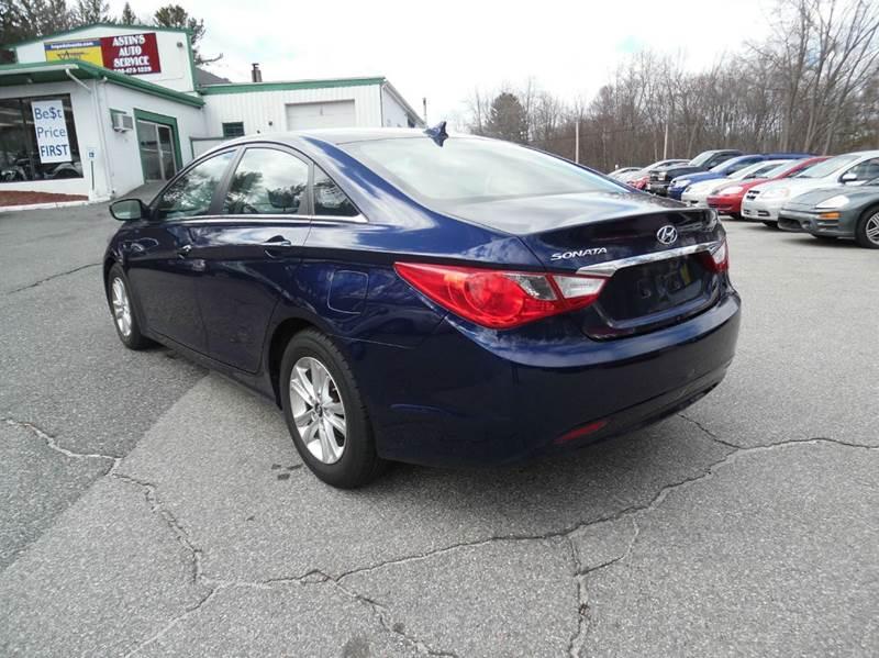 2011 Hyundai Sonata GLS 4dr Sedan - Hopedale MA