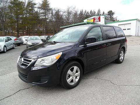 2010 Volkswagen Routan for sale in Hopedale, MA