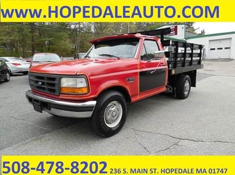 1996 Ford F-350 Super Duty
