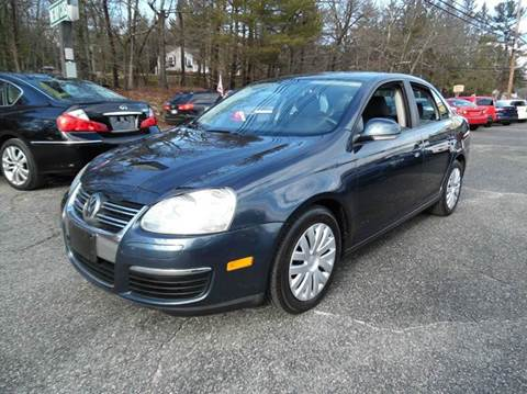 2008 Volkswagen Jetta for sale in Hopedale, MA