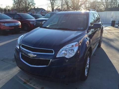 Chevrolet Equinox For Sale Pontiac MI Carsforsale