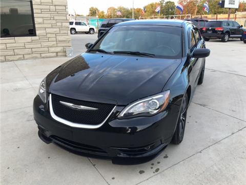 2011 Chrysler 200 for sale in Pontiac, MI