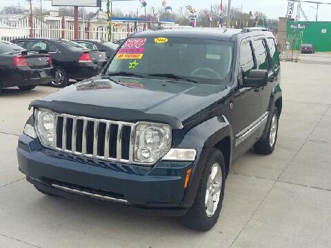 2008 Jeep Liberty for sale in Pontiac, MI