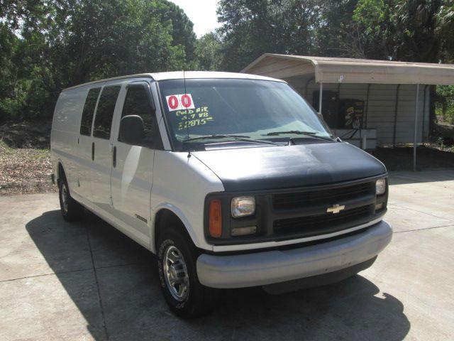 2000 Chevrolet Express Cargo