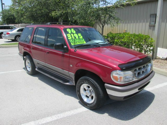 Used 1996 ford explorer for sale for Downtown motors milton fl
