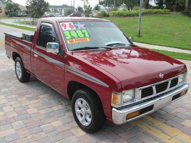 1996 Nissan Truck