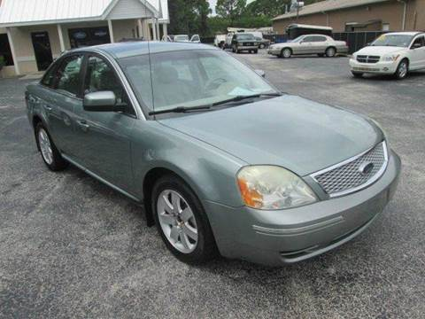 2007 Ford Five Hundred for sale in Satellite Beach, FL