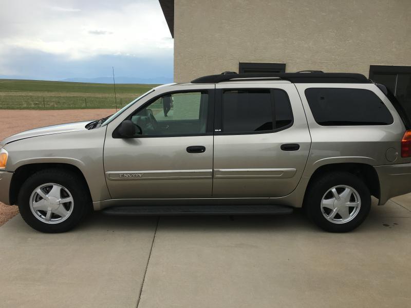 2003 GMC Envoy XL XL - Colorado Springs CO