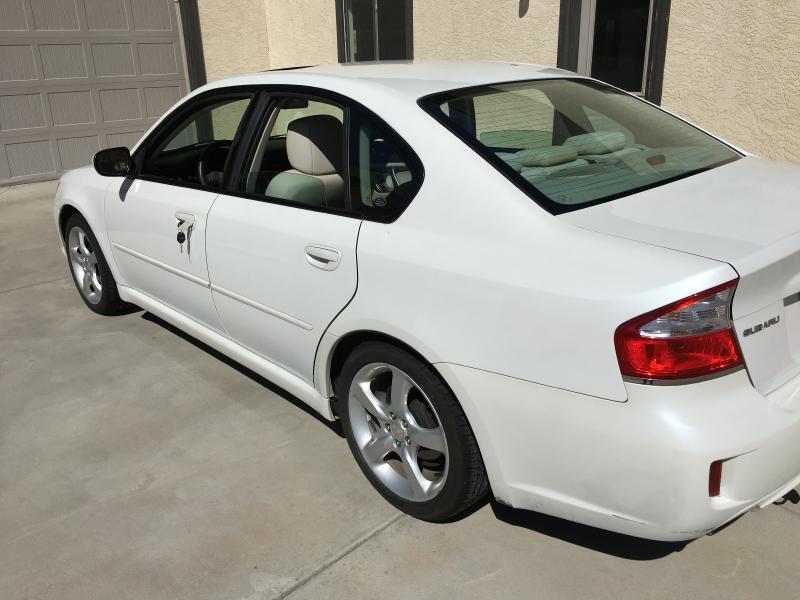 2009 Subaru Legacy 2.5i Special Edition AWD 4dr Sedan 4A - Colorado Springs CO