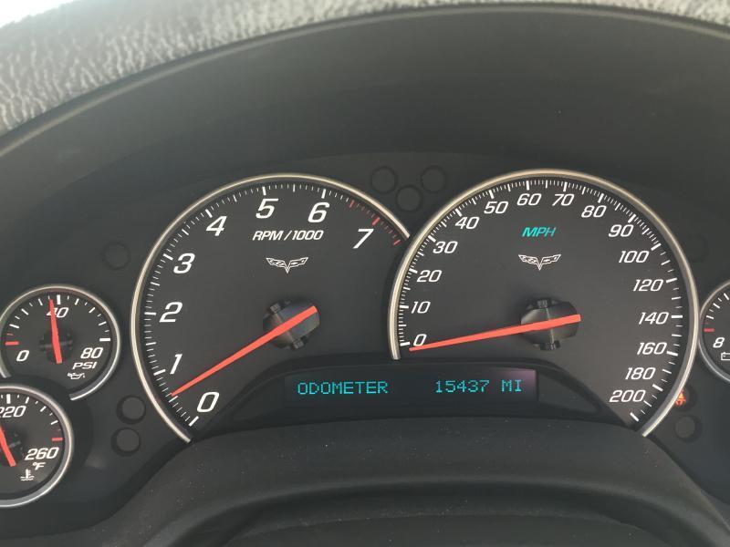 2005 Chevrolet Corvette 2dr Convertible - Colorado Springs CO