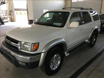 2002 Toyota 4runner For Sale
