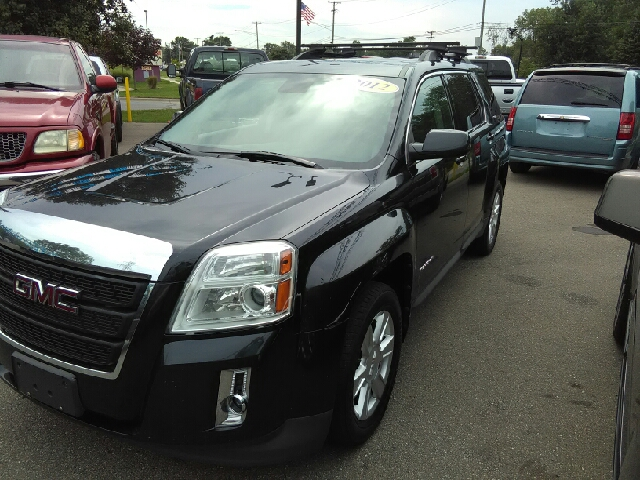 2012 GMC TERRAIN SLT-1 AWD 4DR SUV black carfax no accidents awd success starts with georges e