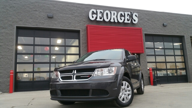 2015 DODGE JOURNEY SE 4DR SUV slate carfax 1 owner and no accidents 2-stage unlocking doors abs