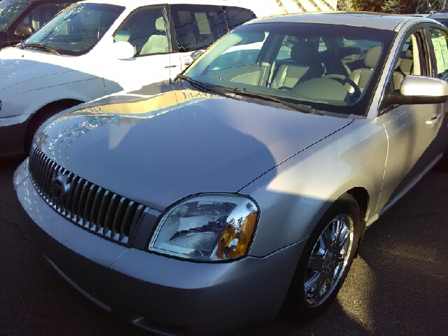 2007 MERCURY MONTEGO PREMIER 4DR SEDAN gray carfax 1 owner and no accidents my my my what a d