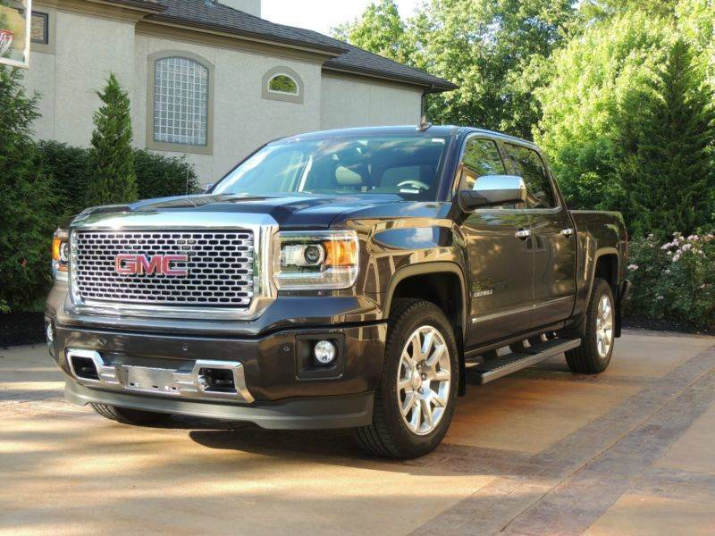 2015 sierra 1500 denali 0 60 autos post. Black Bedroom Furniture Sets. Home Design Ideas