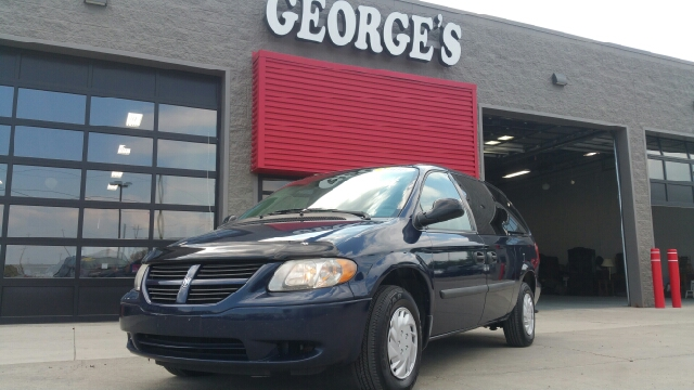 2006 DODGE GRAND CARAVAN SE 4DR EXTENDED MINI VAN midnight blue pearl carfax 1 owner and no accid