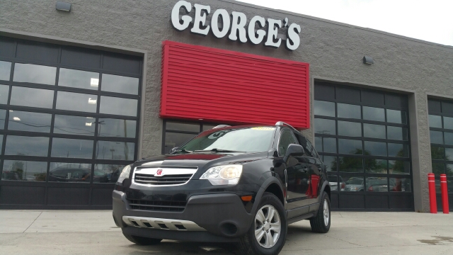 2009 SATURN VUE XE 4DR SUV black onyx carfax 1 owner and no accidents cloth a great deal in fla
