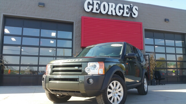 2006 LAND ROVER LR3 SE 4WD 4DR SUV tonga green carfax no accidents 44l v8 smpi dohc your very